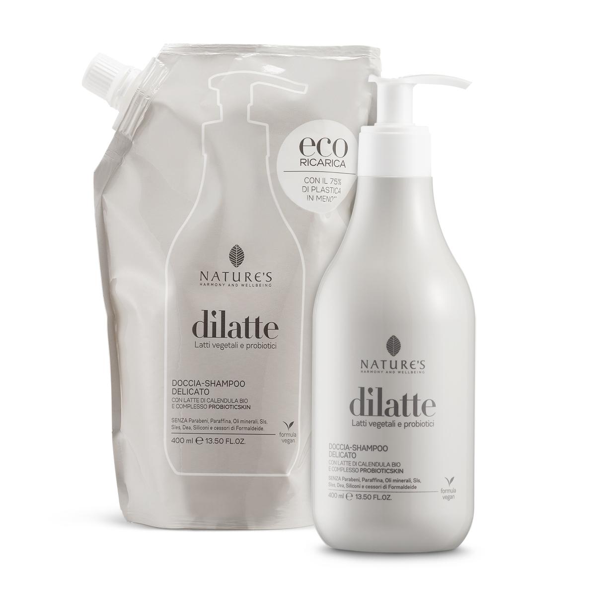 Vendita Line Nature S Dilatte Doccia Shampoo Delicato