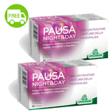 PAUSA NIGHT & DAY 2 Confezioni da 80 Capsule