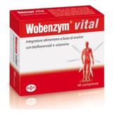 Named Wobenzym Vital 40 compresse